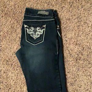 Bootcut Wallflower Jeans